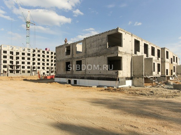 Ход строительства май 2021