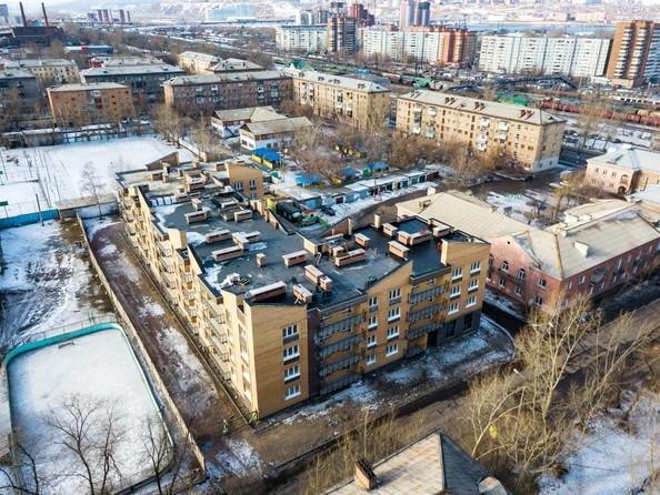 Фото Жилой комплекс СВОИ ЛЮДИ , Ход строительства 25 февраля 2019
