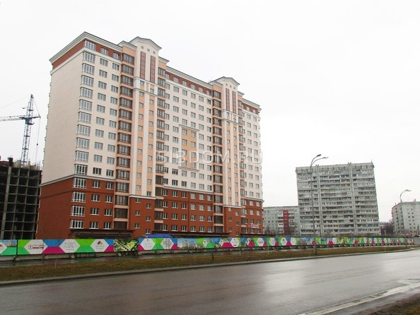 Фото Жилой комплекс ЦВЕТНОЙ БУЛЬВАР, дом 18, корпус 1, апрель 2018