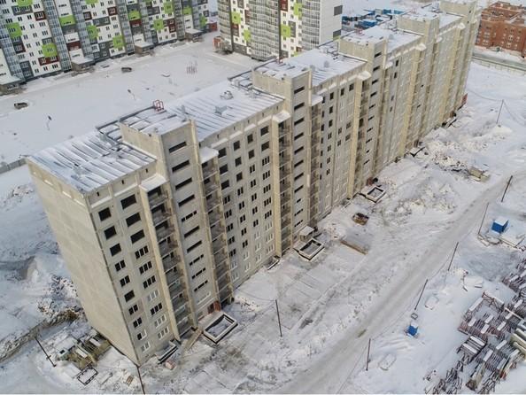 Фото Жилой комплекс ЧИСТАЯ СЛОБОДА, дом 17, Ход строительства февраль 2019