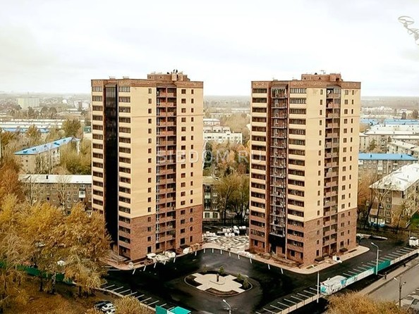 Фото Жилой комплекс БАГРАТИОНЪ, дом 1, Октябрь 2017