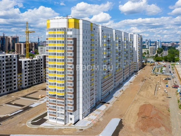 Фото Жилой комплекс Иннокентьевский, 3 мкр, дом 3, Ход строительства 11 июня 2019