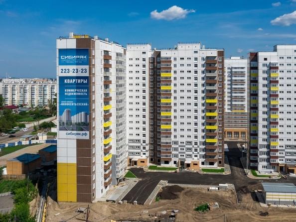 Фото Жилой комплекс Иннокентьевский, 3 мкр, дом 6, Ход строительства 5 августа 2019
