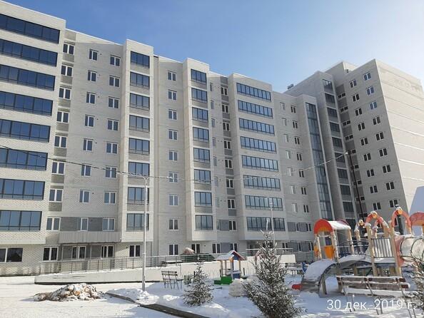 Ход строительства 30 декабря 2019