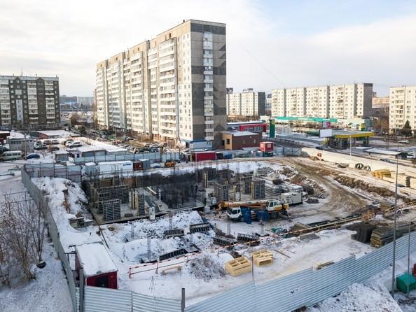 Фото Жилой комплекс FUSION (Фьюжн), Ход строительства 20 февраля 2019
