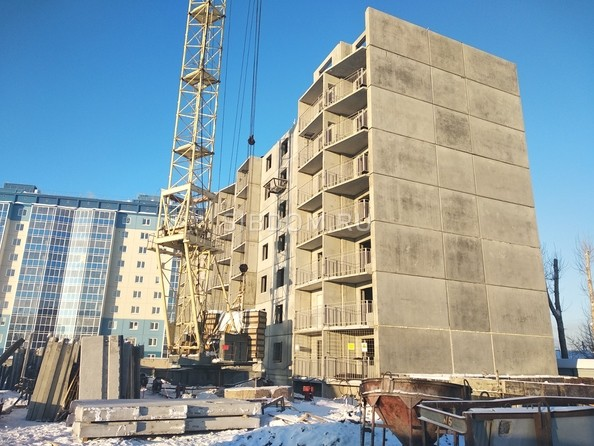 Фото Жилой комплекс СОФИЙСКИЙ КВАРТАЛ, дом 2 (Троллейная,1), Ход строительства 25 декабря 2018