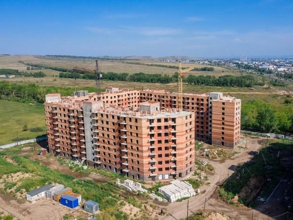 Ход строительства 27 августа 2019