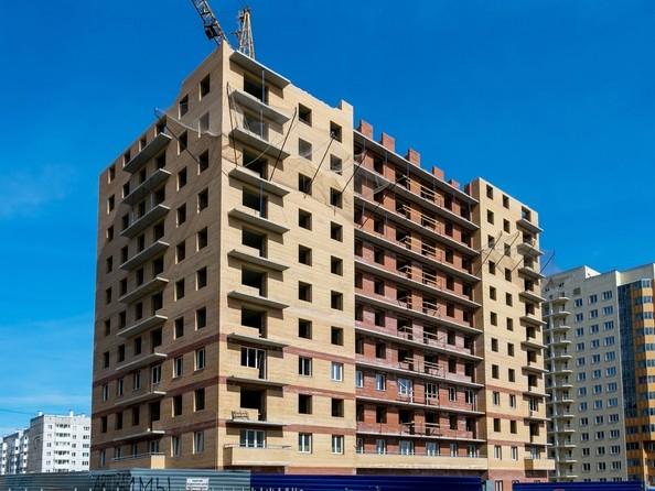 Фото Жилой комплекс Мужества, дом 12 , Ход строительства 6 апреля 2018