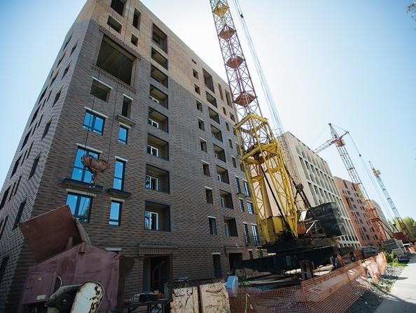 Фото Жилой комплекс ОНЕГА, дом 4, Ход строительства август 2019