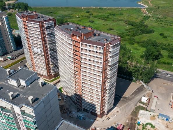 Фото ГЛОБУС, дом 8, Ход строительства 5 августа 2019