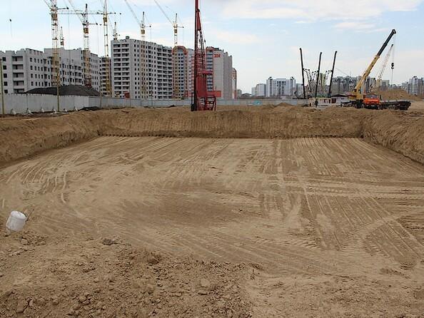 Фото КРЫЛЬЯ-2, дом 4, Ход строительства апрель 2019