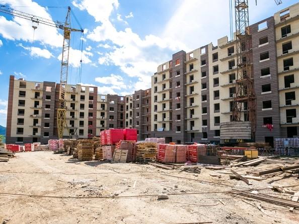 Фото Жилой комплекс Академгородок, дом 1, корп 1, 25 июня 2018
