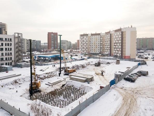 Фото Жилой комплекс НА ШУМЯЦКОГО, Ход строительства 20 февраля 2019