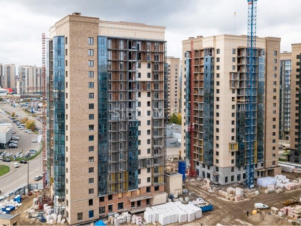 Ход строительства 2 октября 2020
