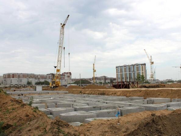Ход строительства июль 2019