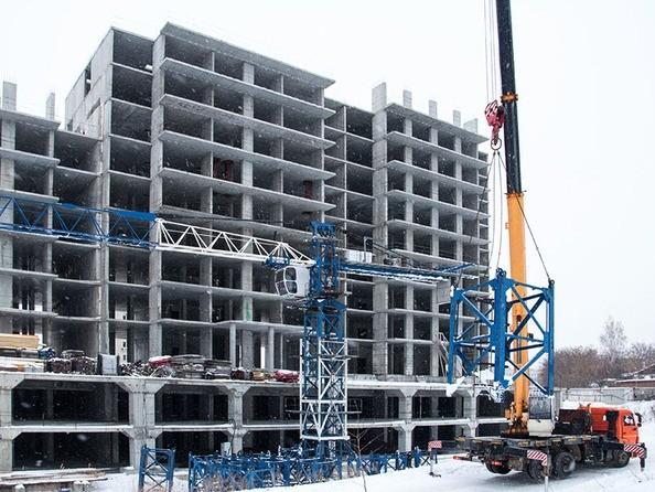 Фото Жилой комплекс ЗОЛОТАЯ НИВА, дом 1, Ход строительства декабрь 2018