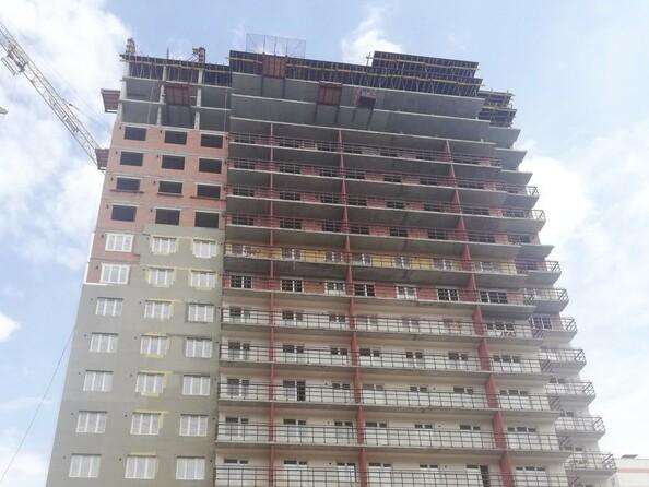 Ход строительства 31 мая 2019