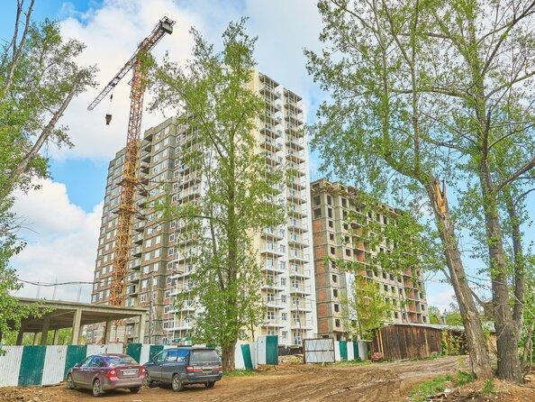 Фото Жилой комплекс ГРАНД-ПАРК, б/с 1.2, Ход строительства 30 мая 2018