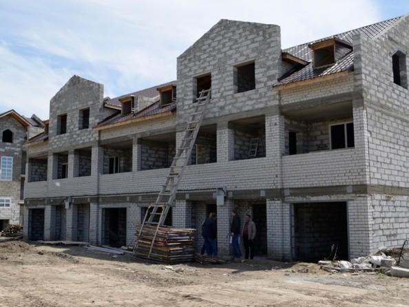 Фото Микрорайон УЮТНЫЙ, Ход строительства октябрь 2018