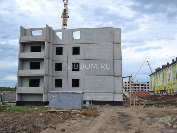 Фото Жилой комплекс ФЛАМИНГО, дом 10, Июль 2018