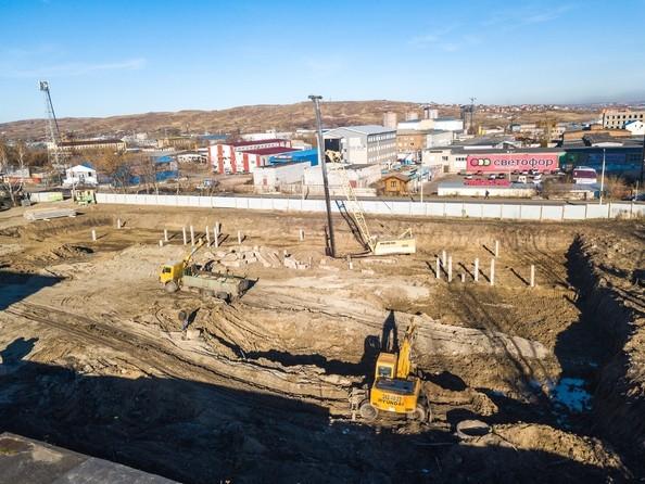 Фото Жилой комплекс НА ВЫСОТЕ, 2 этап, Ход строительства 29 октября 2018