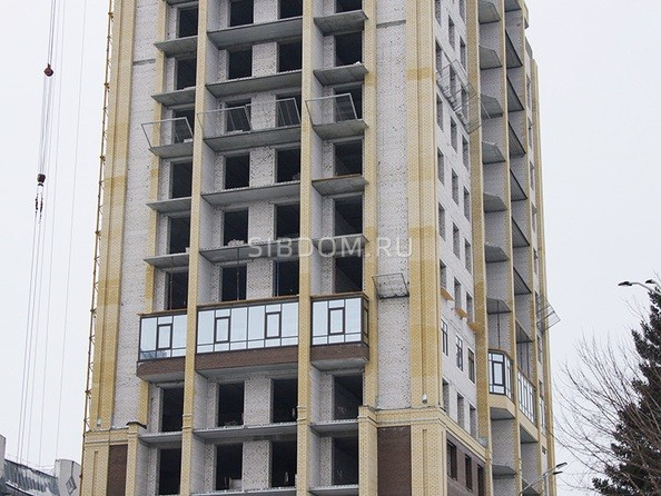 Фото Жилой комплекс ЦЕНТРАЛЬНЫЙ, корпус 1, Ход строительства март 2019