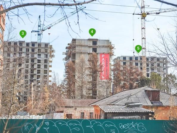 Фото Жилой комплекс АТМОСФЕРА, б/с 4, Ход строительства 28 марта 2018