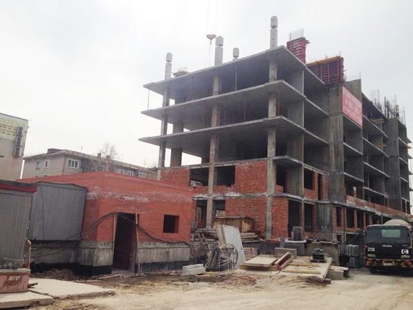 Фото Жилой комплекс УТИНАЯ ГОРА, Ход строительства май 2018