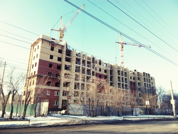 Фото Жилой комплекс Комарова-13, Декабрь 2017