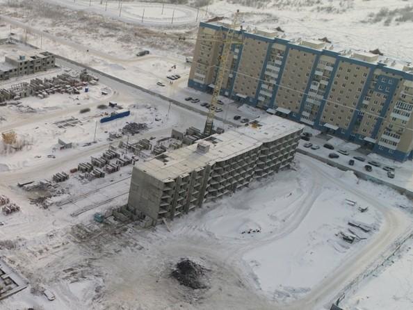 Фото Жилой комплекс ЧИСТАЯ СЛОБОДА, дом 32, Ход строительства февраль 2019