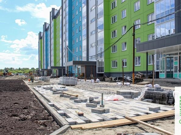 Ход строительства 6 июля 2021