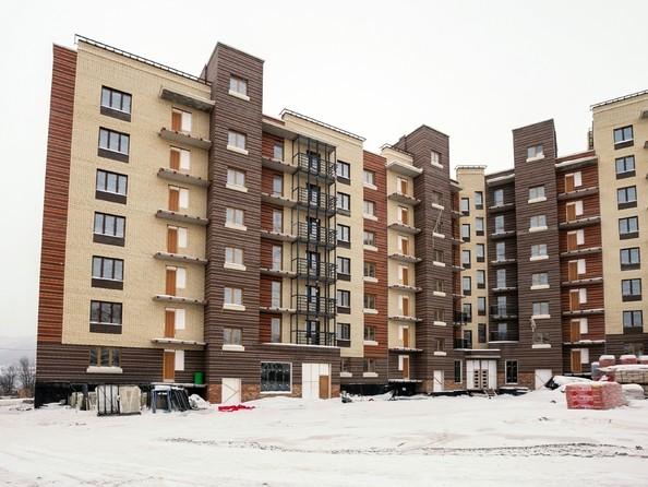 Фото Академгородок, дом 1, корп 1, Ход строительства 22 декабря 2018