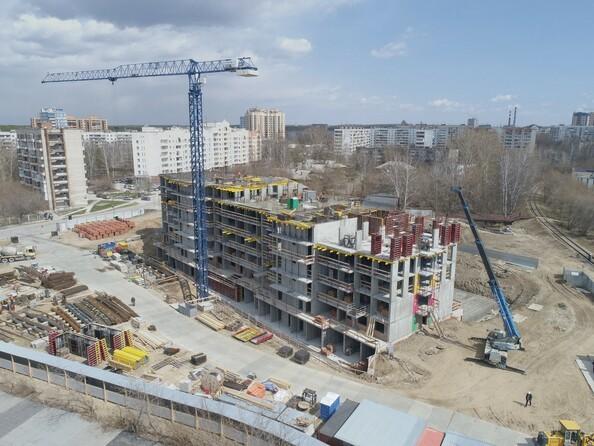 Фото Жилой комплекс VIVANOVA (Виванова), Апрель 2018