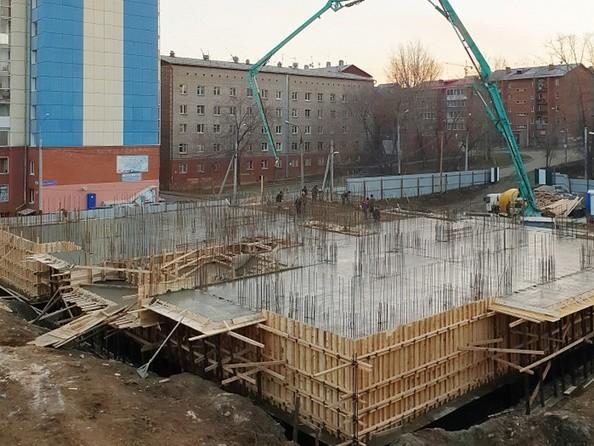 Фото Жилой комплекс НОВЫЕ ГОРИЗОНТЫ, б/с 1, Ход строительства Ноябрь 2018