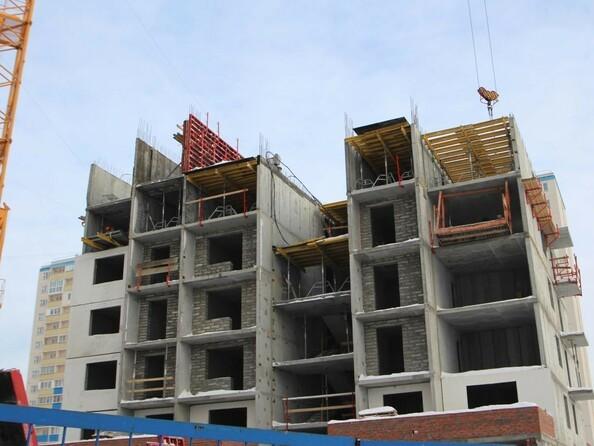 Фото Жилой комплекс НА ФАДЕЕВА, дом 8, Ход строительства декабрь 2018