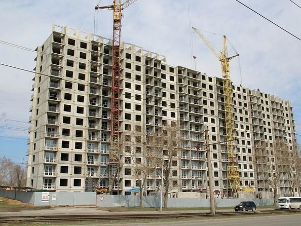 Фото ТИТАН, Ход строительства апрель 2019