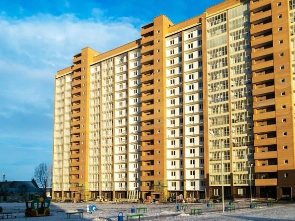 Фото Жилой комплекс ЗАПАДНЫЙ, дом 1, 4 этап, Ход строительства декабрь 2018