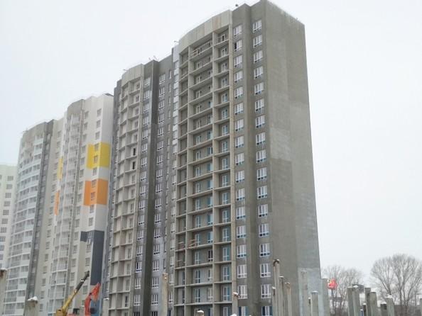 Фото Жилой комплекс ВЕНЕЦИЯ-2, дом 6, Ход строительства декабрь 2018