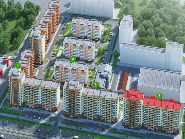 Картинки Жилой комплекс НЕВСКИЙ 2 КВР, 7 дом