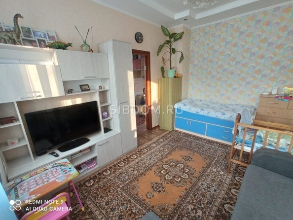 Продам 1-комнатную, 37.7 м², Ярных ул, 91. Фото 2.