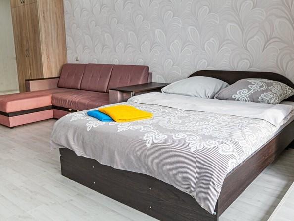 Сдам посуточно в аренду 1-комнатную квартиру, 37 м², Барнаул. Фото 2.