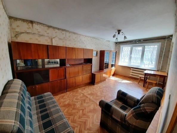 Продам 1-комнатную, 34.8 м², Воинов-Интернационалистов ул, 84. Фото 2.