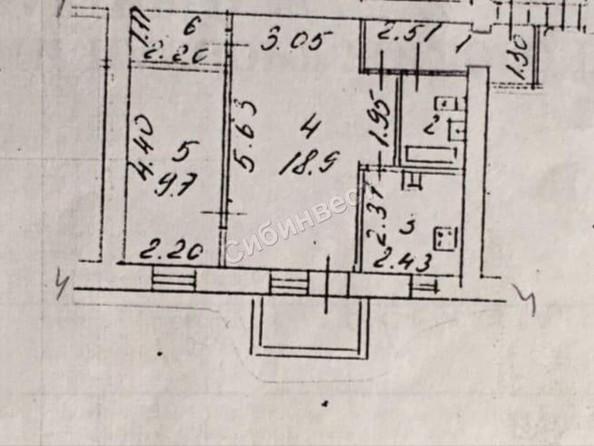 Продам 2-комнатную, 44.3 м2, Чайковского ул, 2. Фото 21.