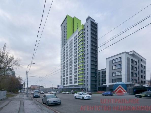 Продам 1-комнатную, 26 м2, Железнодорожная ул, 13. Фото 25.