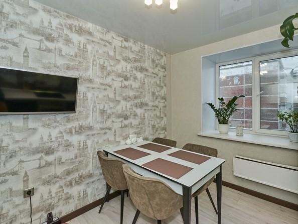 Продам 1-комнатную, 39 м², Сибирская ул, 116. Фото 15.